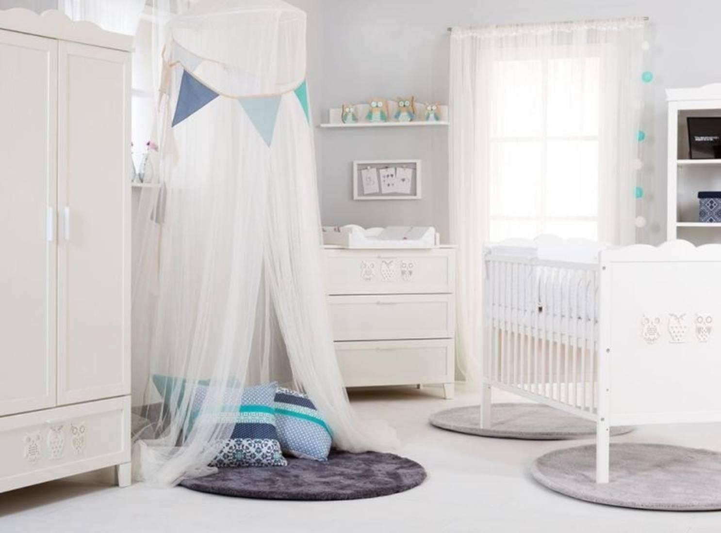 Mobilier Camera copii si bebelusi Klups Marsell, Bufnite