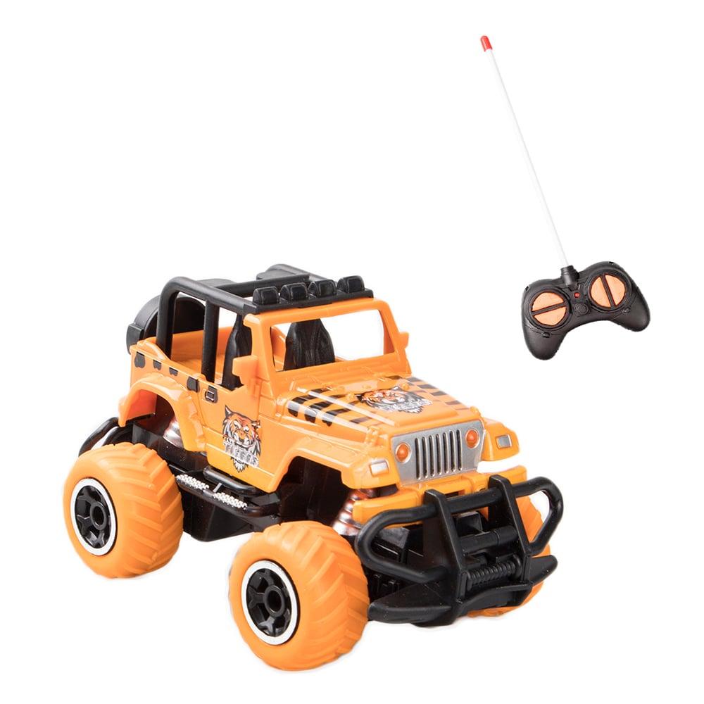 Masinuta Mini cu radiocomanda, 1:43, Orange