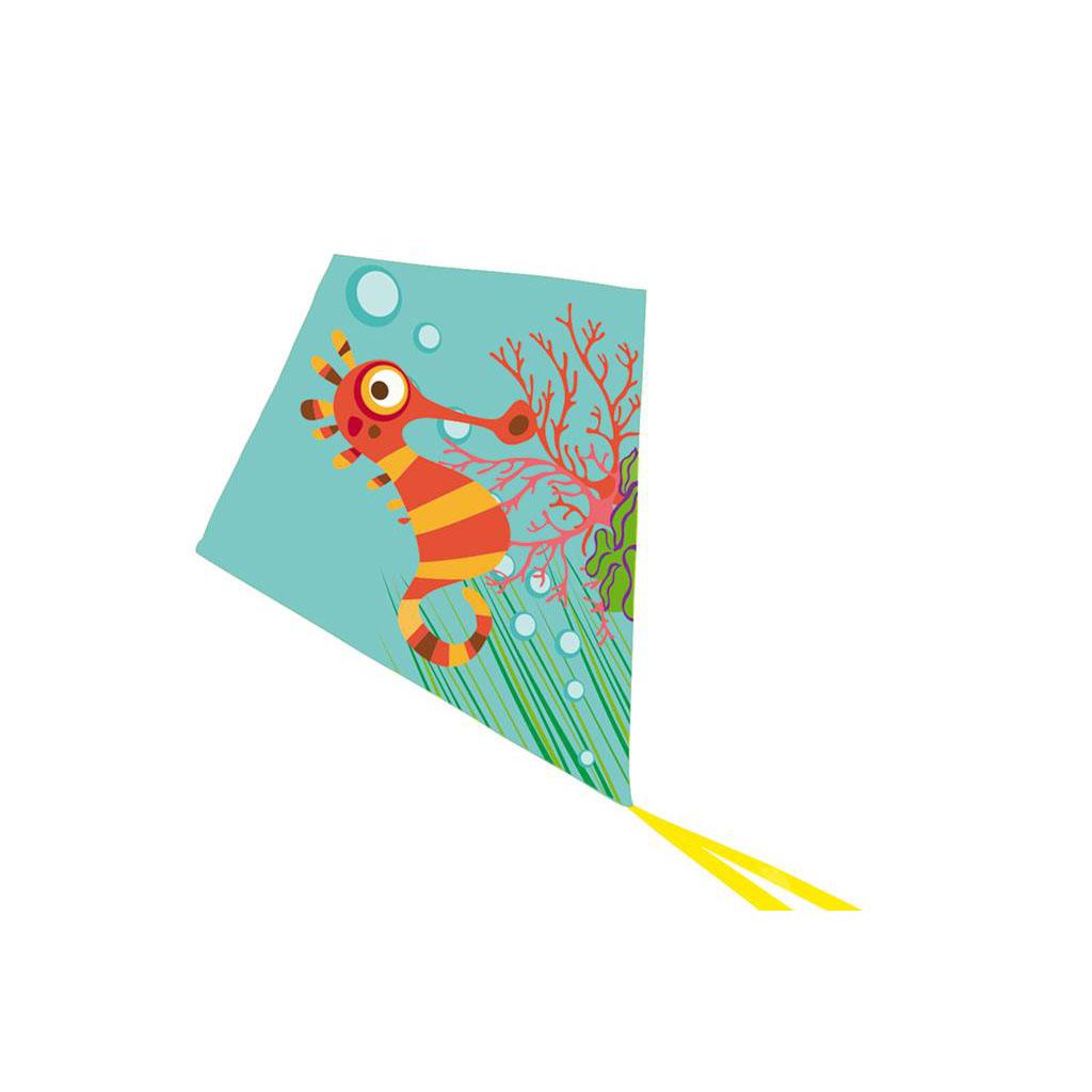 Zmeu Scratch - Calut de mare