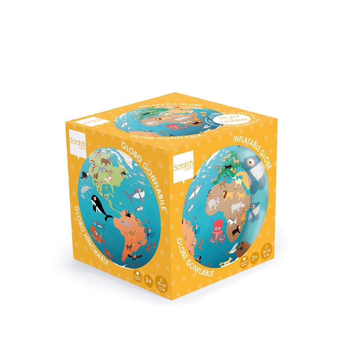 Glob pamantesc gonflabil Scratch