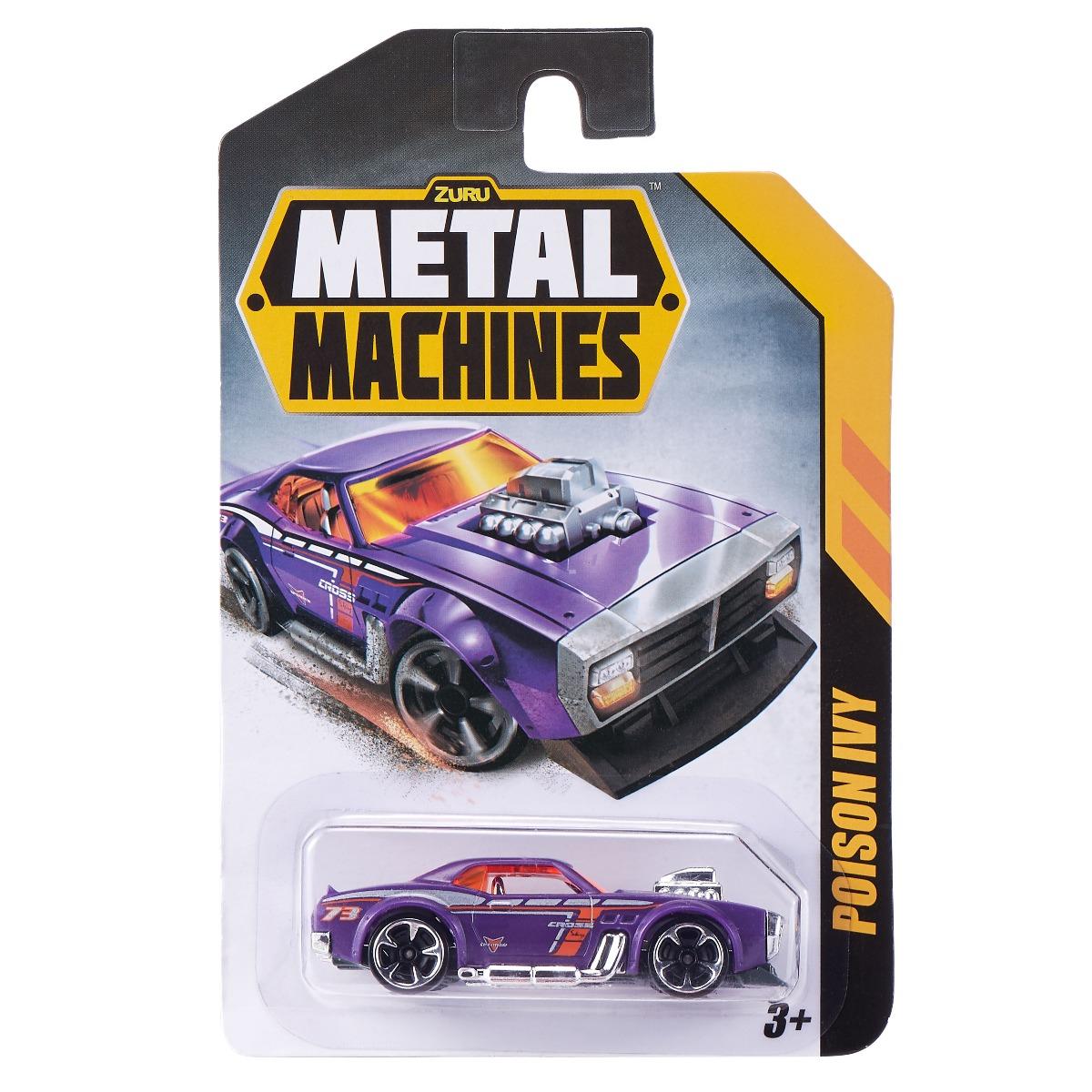 Masinuta Metal Machines Poison Ivy, 1:64, Mov