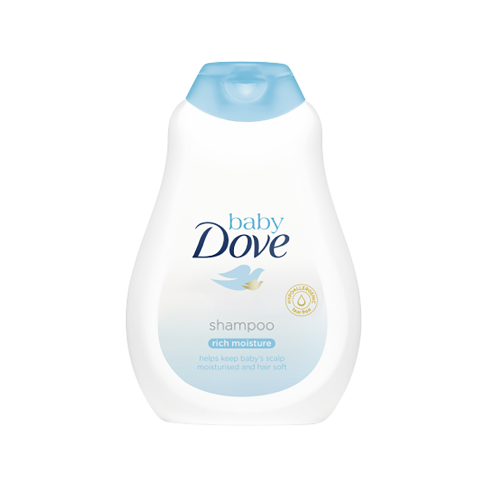 Sampon Dove Baby - Baby Rich, 400 ml