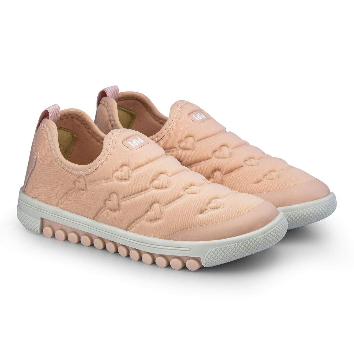 Pantofi sport Bibi Roller New Camelia, Roz
