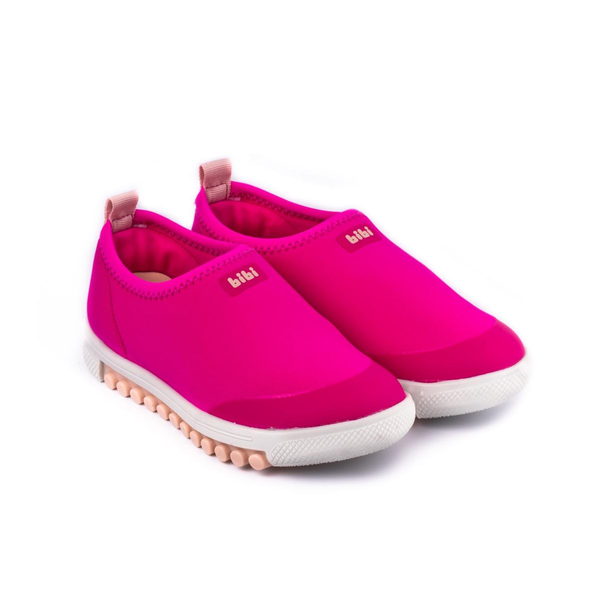 Pantofi sport Bibi Roller, Roz