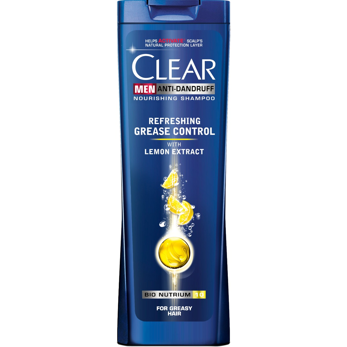 Sampon anti-matreata Clear Men Refreshing, 400 ml imagine