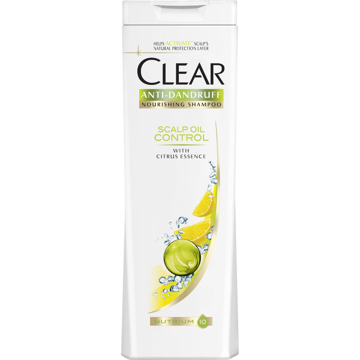 Sampon anti-matreata Clear Scalp Oil, 400 ml imagine