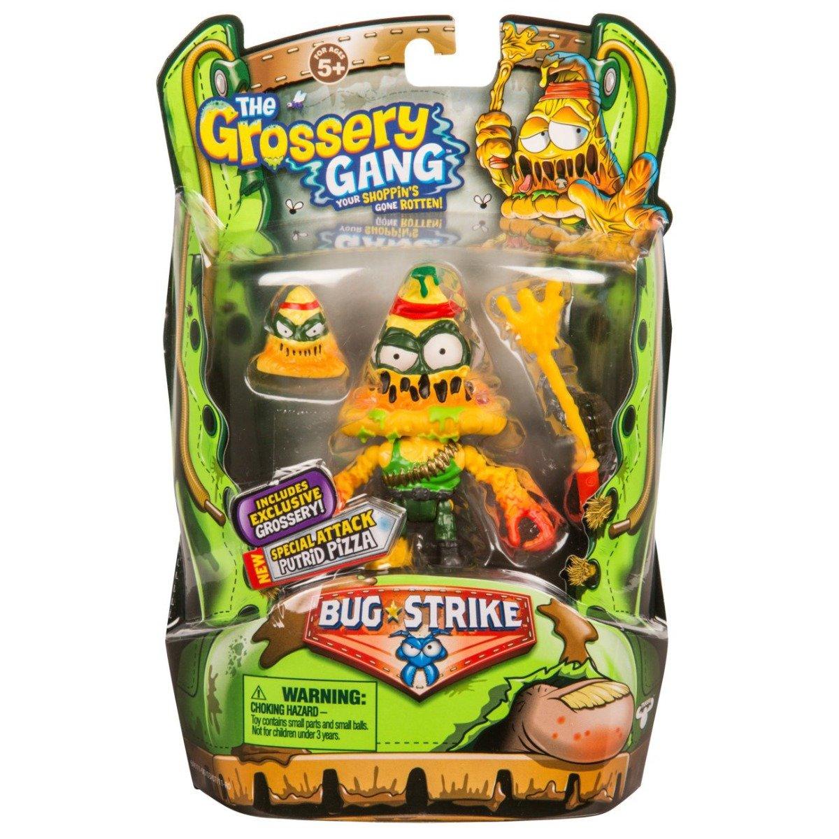 Figurina Grossery Gang Putrid Pizza Sezonul 4