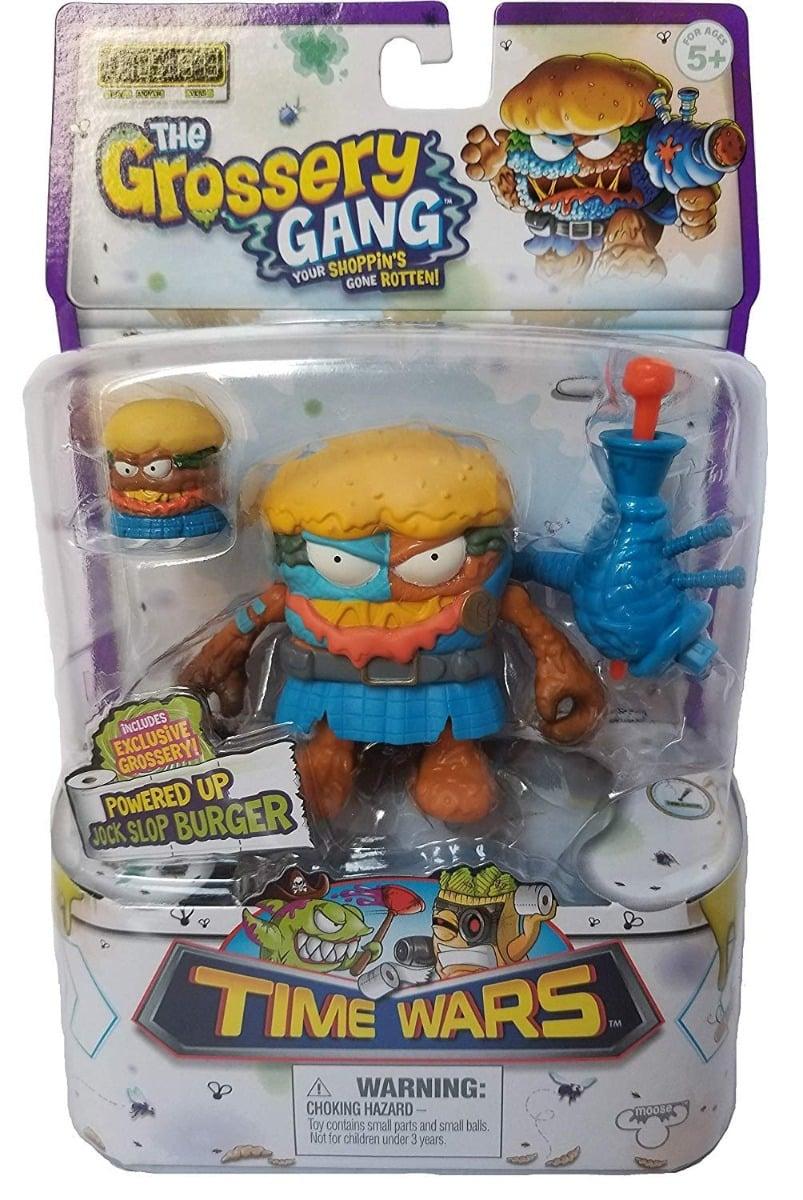 Figurina Grossery Gang, Time Wars, S5, Jock Slop Burger