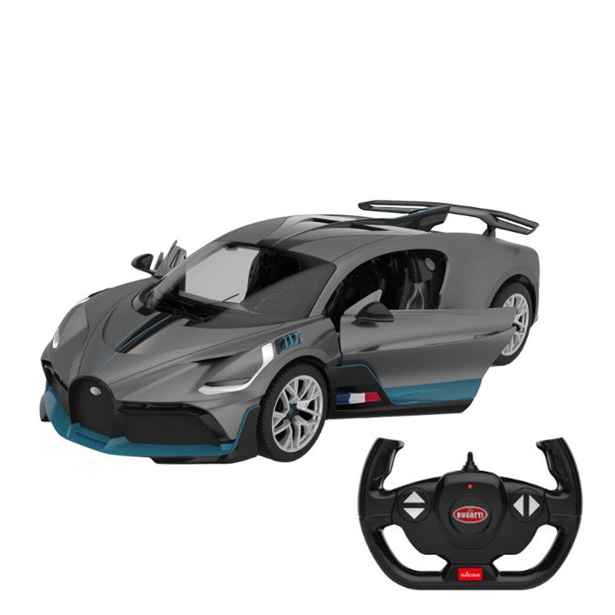 Masinuta cu telecomanda, Rastar, Bugatti Divo, 1:14