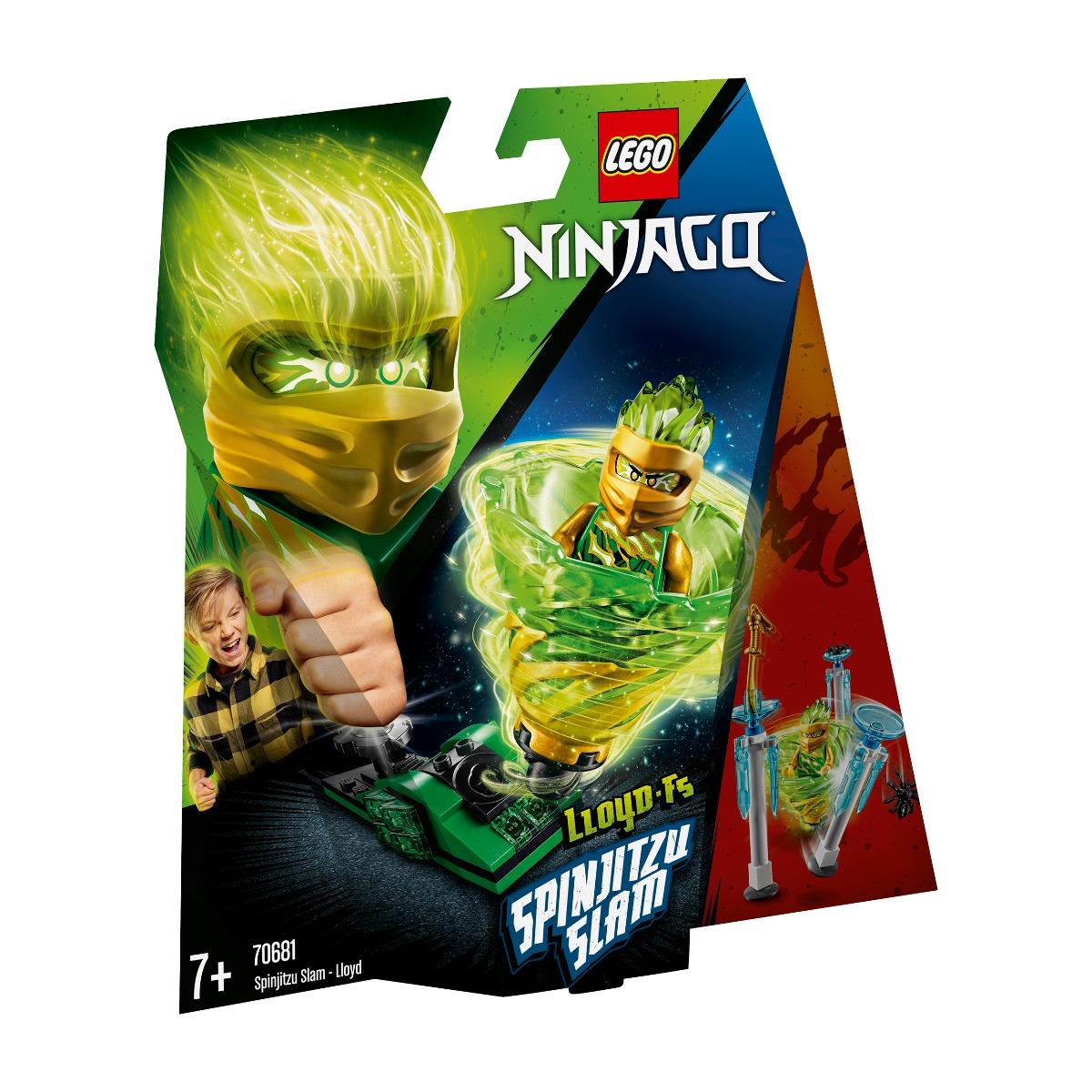 LEGO® NINJAGO® - Slam Spinjitzu - Lloyd (70681)