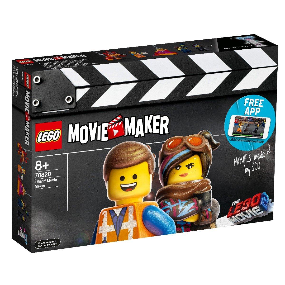 Poza LEGO® Movie - LEGO® Movie Maker (70820)