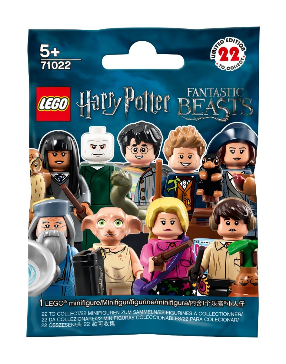 LEGO® Minifigures - Harry Potter ™ si Fantastic Beasts™ (71022)
