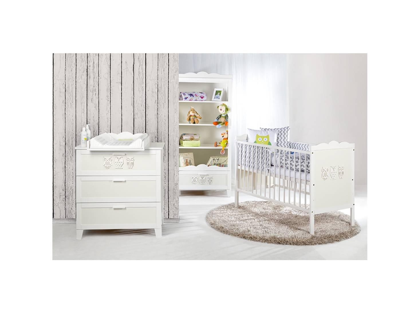 Mobilier camera copii si bebelusi Klups Marsell, Bufnite 2