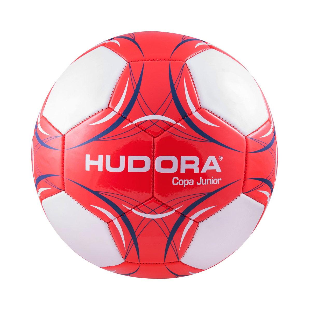 Minge de fotbal, Hudora, Cupa junior, marimea 5