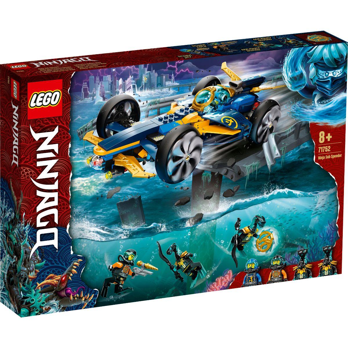 LEGO® Ninjago - Sub Speeder Ninja (71752)