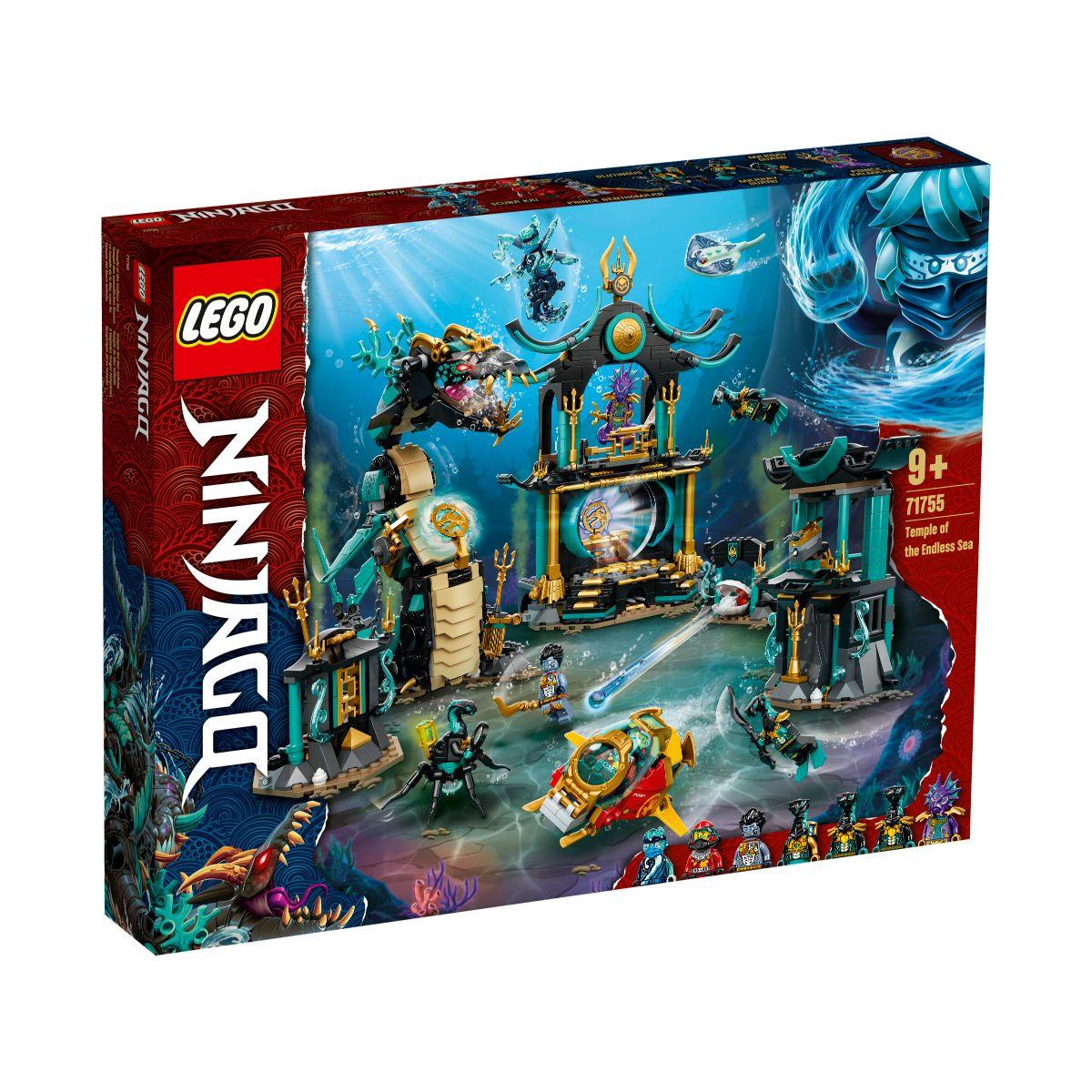 LEGO® Ninjago - Templul marii nesfarsite (71755)