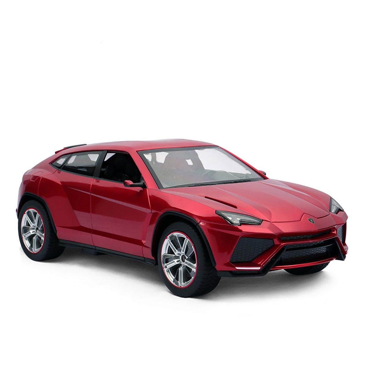 Masinuta cu telecomanda Rastar Lamborghini Urus, Rosu, 1:14