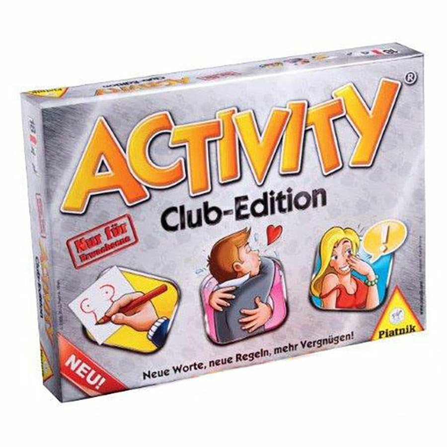 Joc de societate Activity, Club Edition