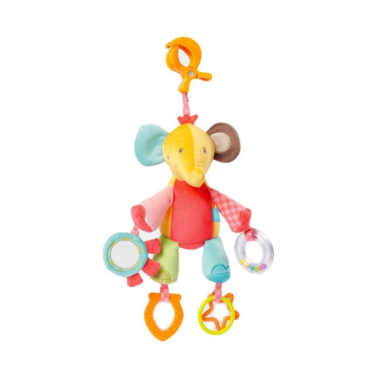 Jucarie bebelusi agatatoare Fehn, Elefantel