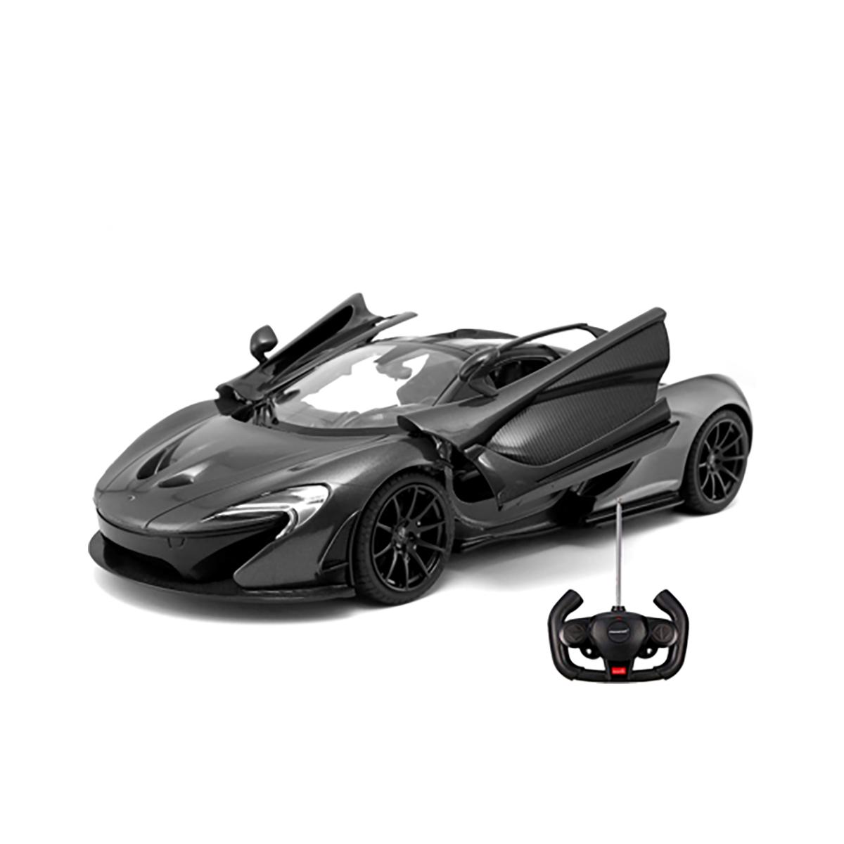 Masina cu telecomanda Rastar McLaren P1, 1:24, Negru