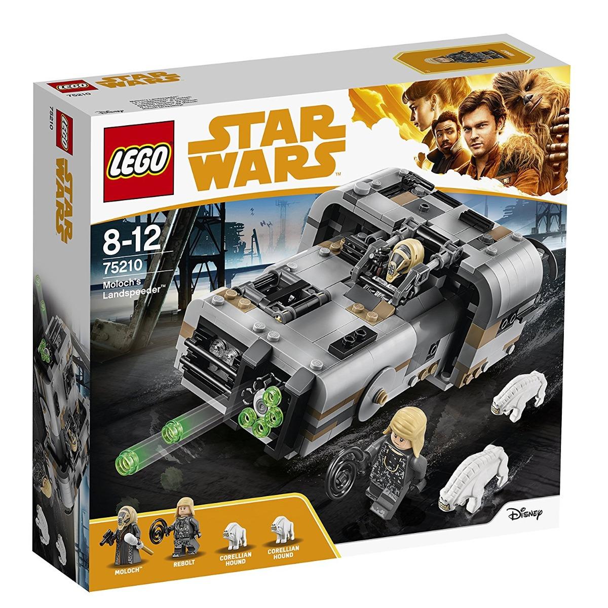 LEGO® Star Wars™ - Molochs Landspeeder™ (75210)