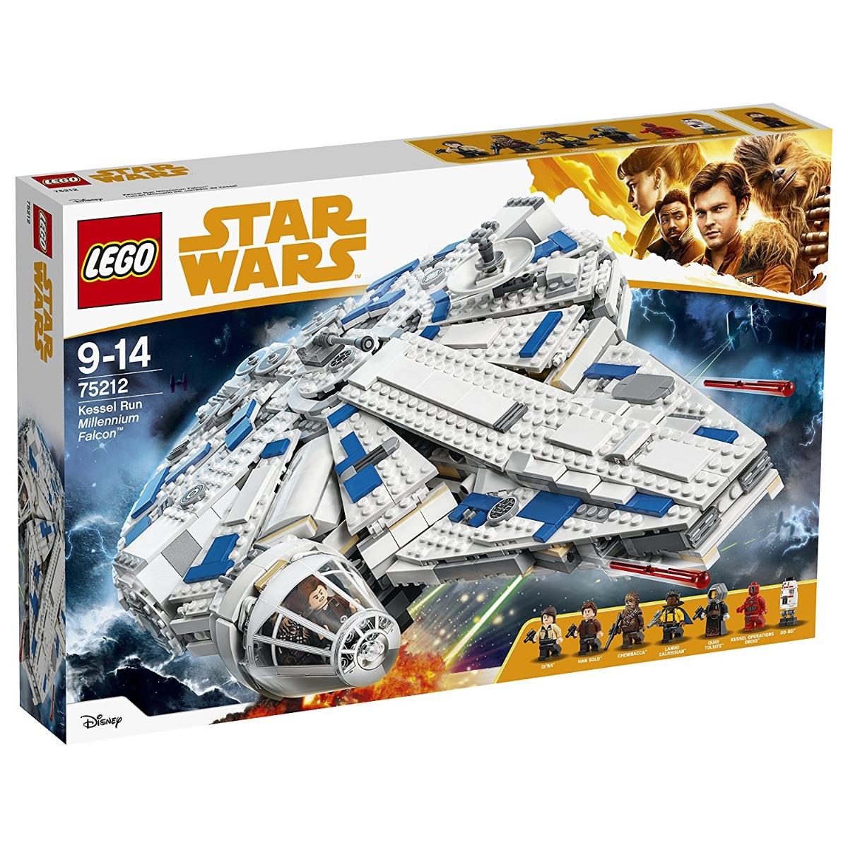 lego® star wars™ - millennium falcon (75212)