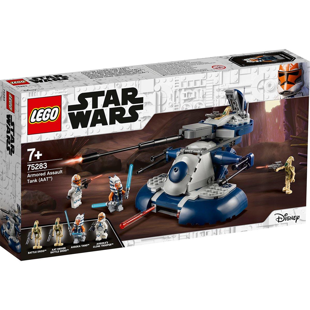 LEGO® Star Wars™ - Tanc blindat de asalt (AAT) (75283)
