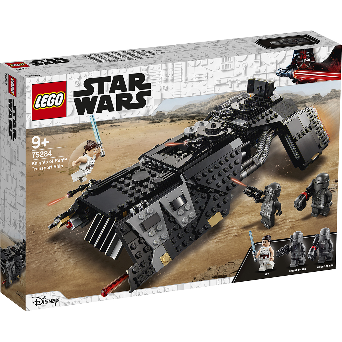 LEGO® Star Wars™ - Nava de transport a Cavalerilor lui Ren (75284)