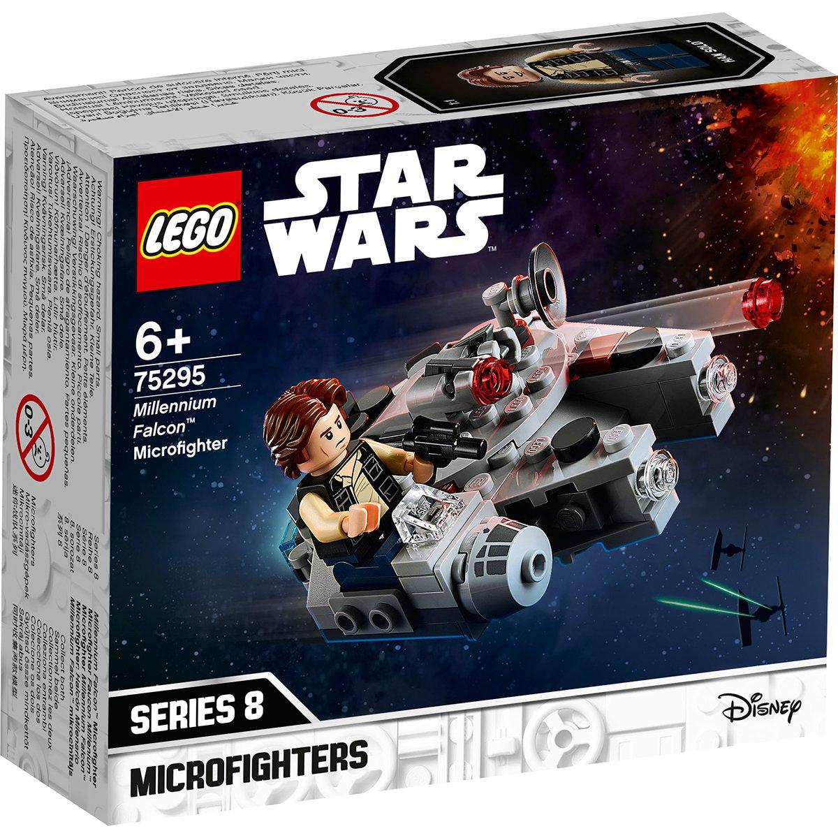 LEGO® Star Wars™ - Micronava de lupta Millennium Falcon (75295)