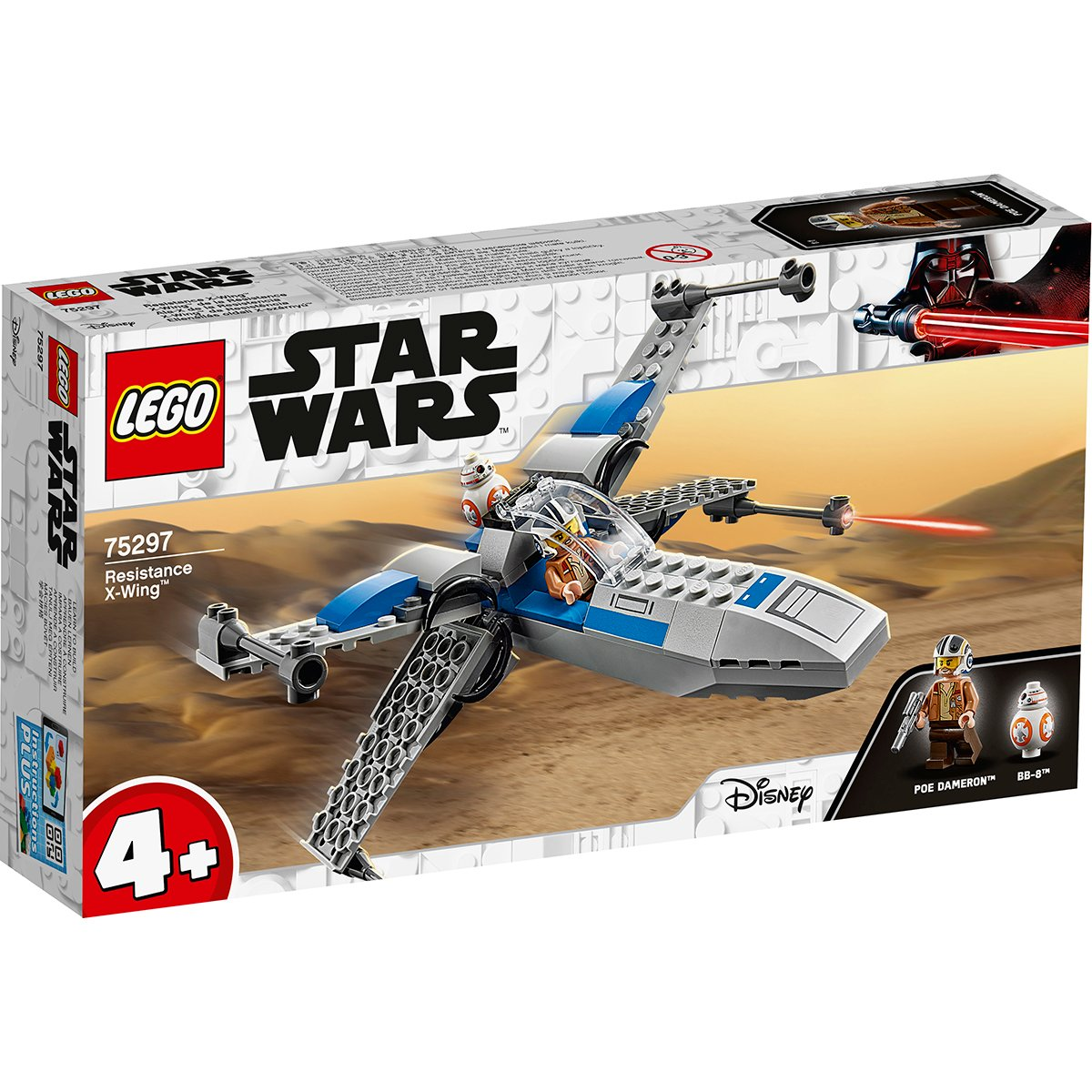 LEGO® Star Wars™ - Resistance X-Wing (75297)