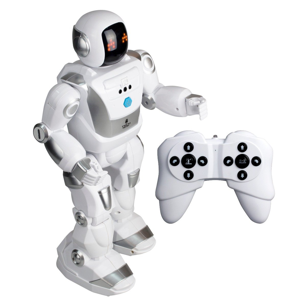 Robot interactiv Silverlit, Program A Bot X