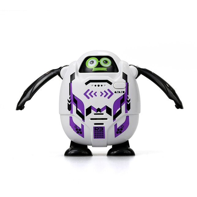 Jucarie interactiva Robot Talkibot Silverlit