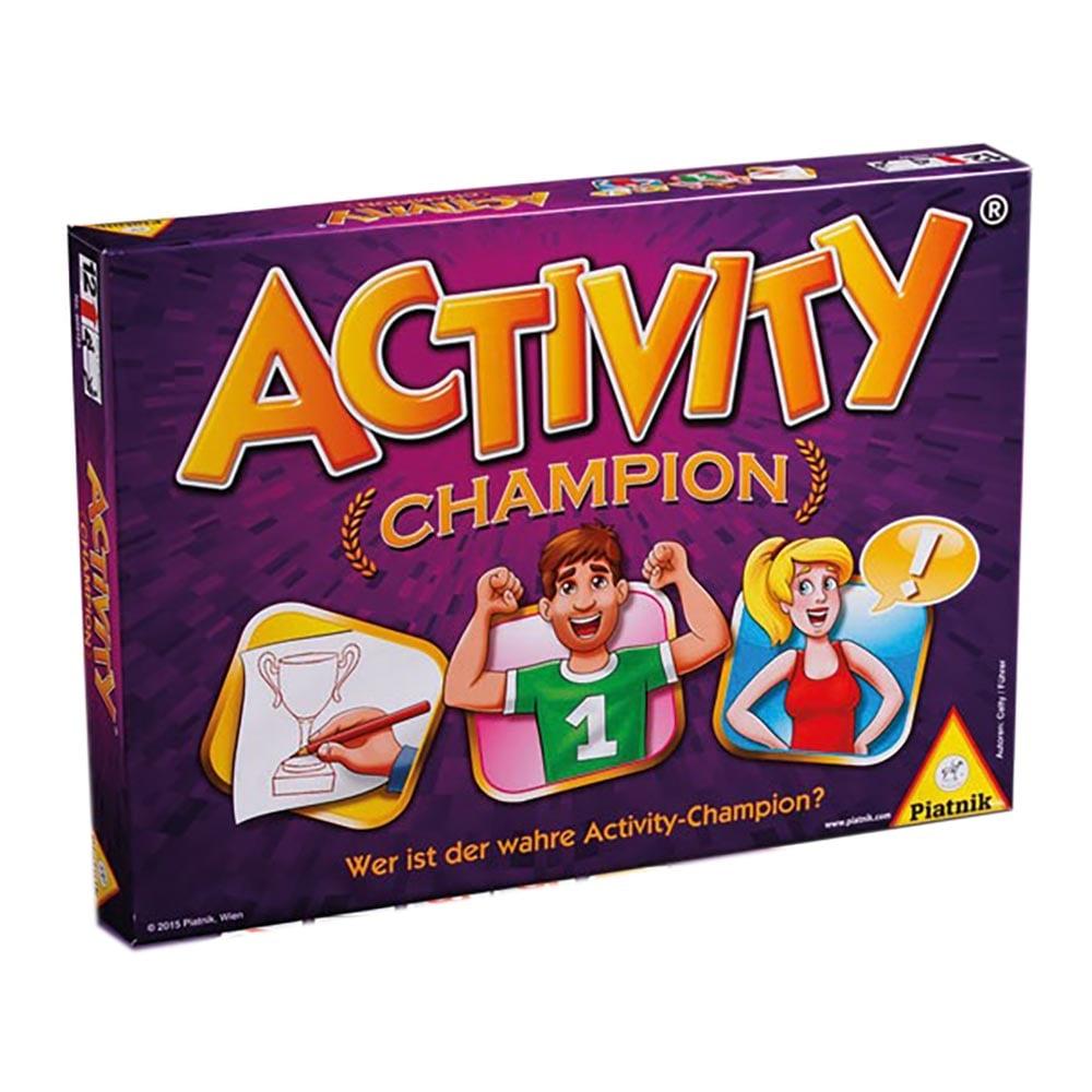 Joc De Societate Activity, Champion