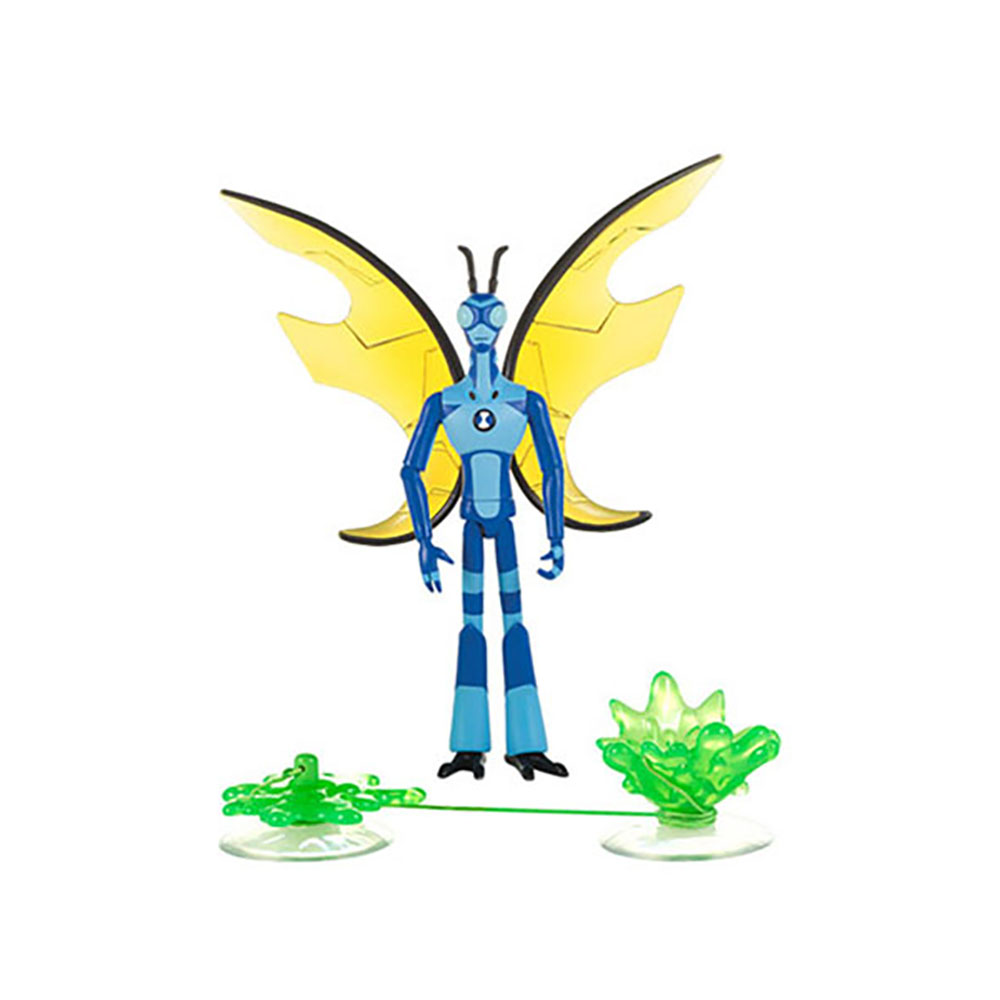 Figurina Ben 10 - Stinkfly