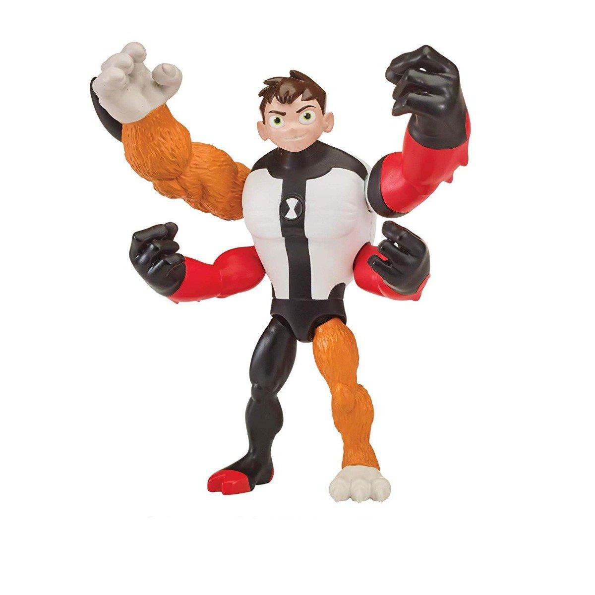 Figurina Ben 10, Ben Four Arms Rath, 12 cm