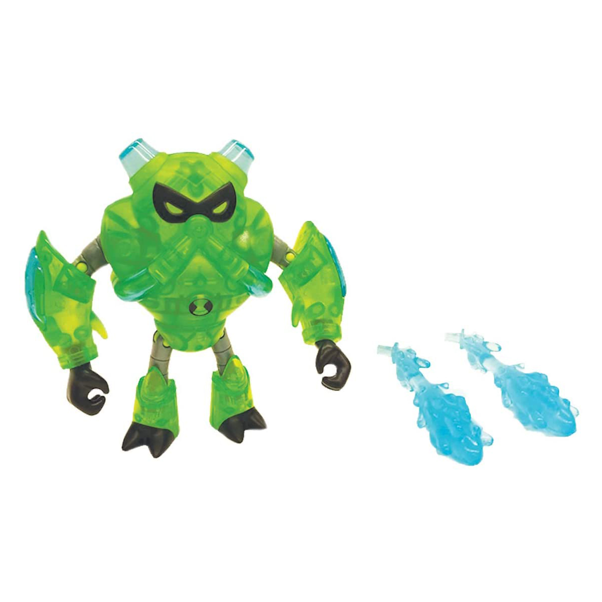 Figurina Ben 10 Out of the Omnitrix, Overflow, 76156, 12 cm
