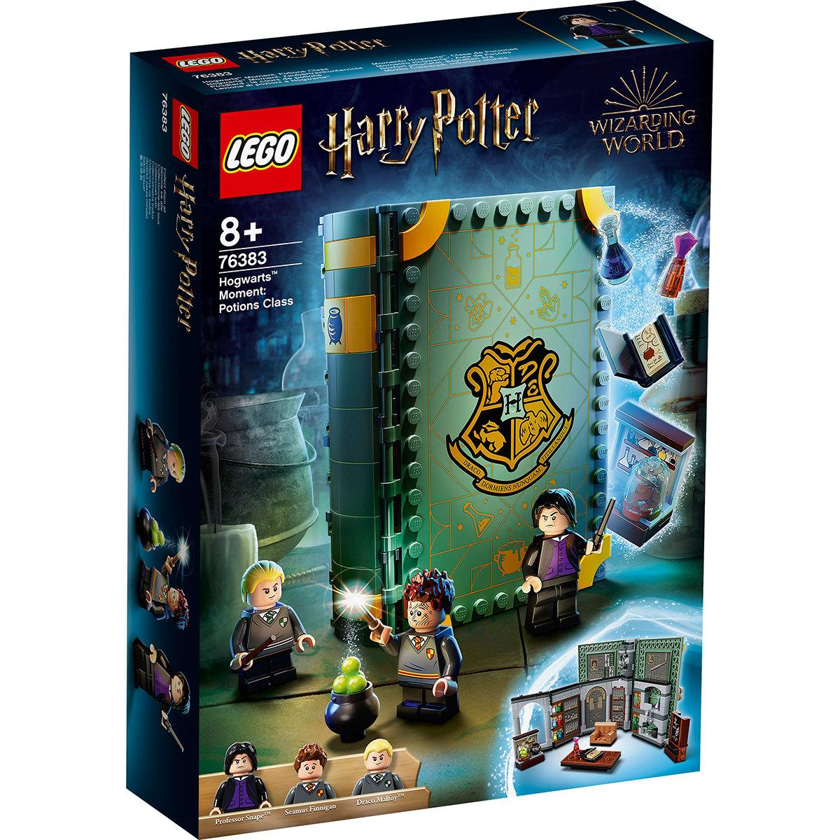 Lego® Harry Potter™ - Moment Hogwarts: Lectia De Potiuni (76383)