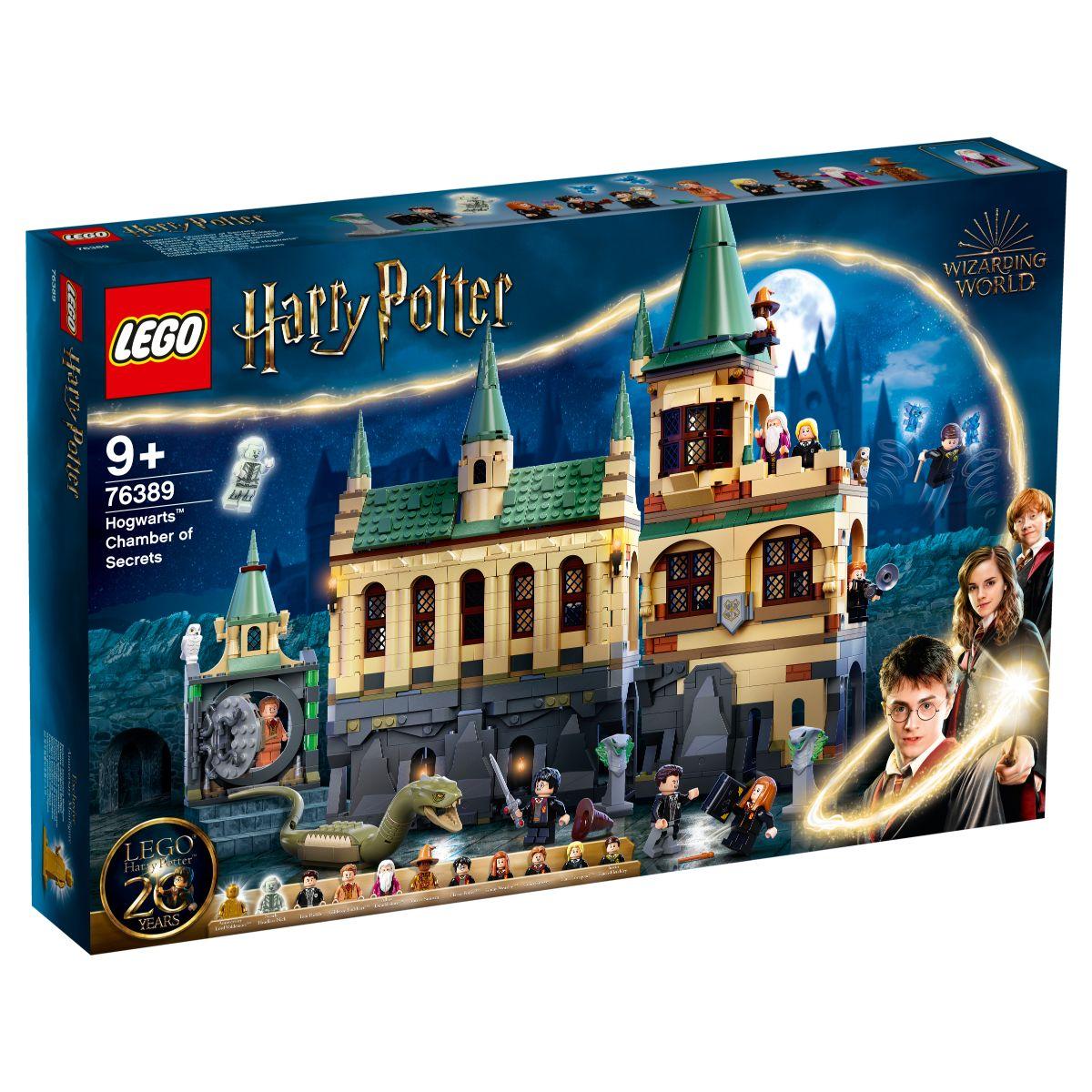 LEGO® Harry Potter - HogwartsCamera Secretelor (76389)