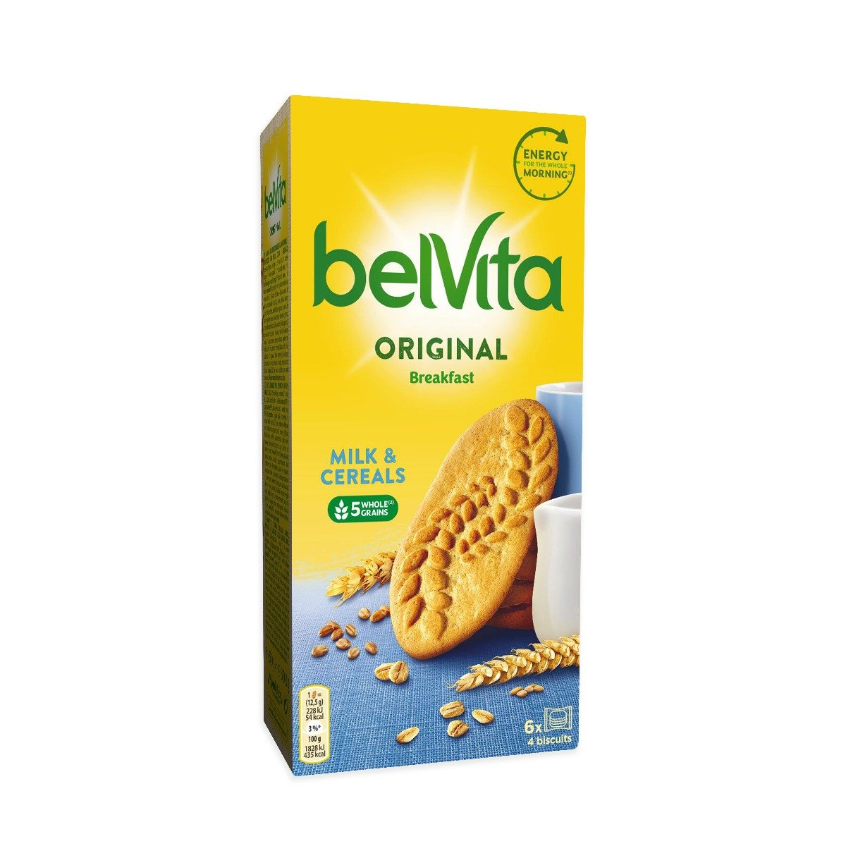 Biscuiti cu cereale si lapte Belvita Breakfast, 300 g imagine
