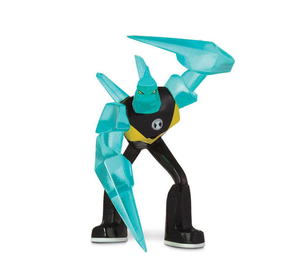 Minifigurina Ben 10, Diamondhead