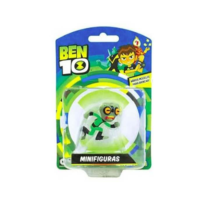 Minifigurina Ben 10, Grey Matter imagine