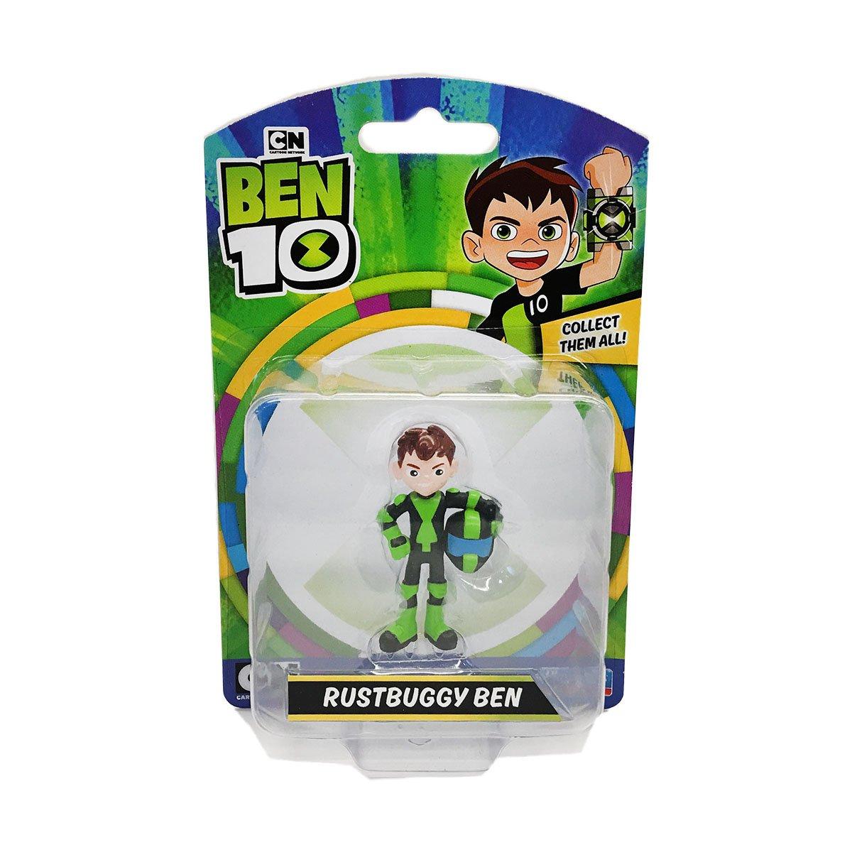 Minifigurina Ben 10, Rustbuggy Ben, 76774