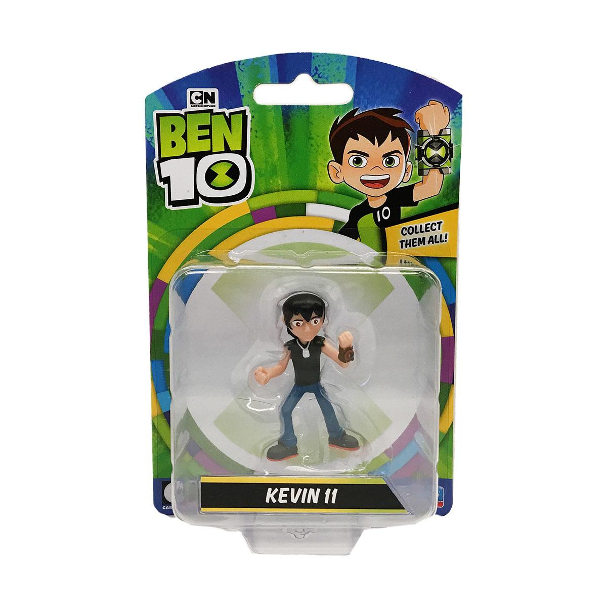 Minifigurina Ben 10, Kevin 11, 76775