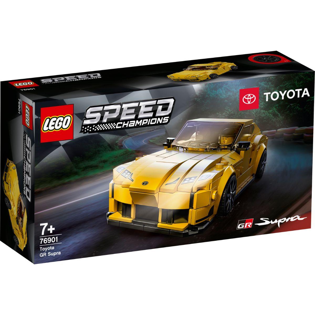 LEGO® Speed Champions - Toyota Gr Supra (76901)