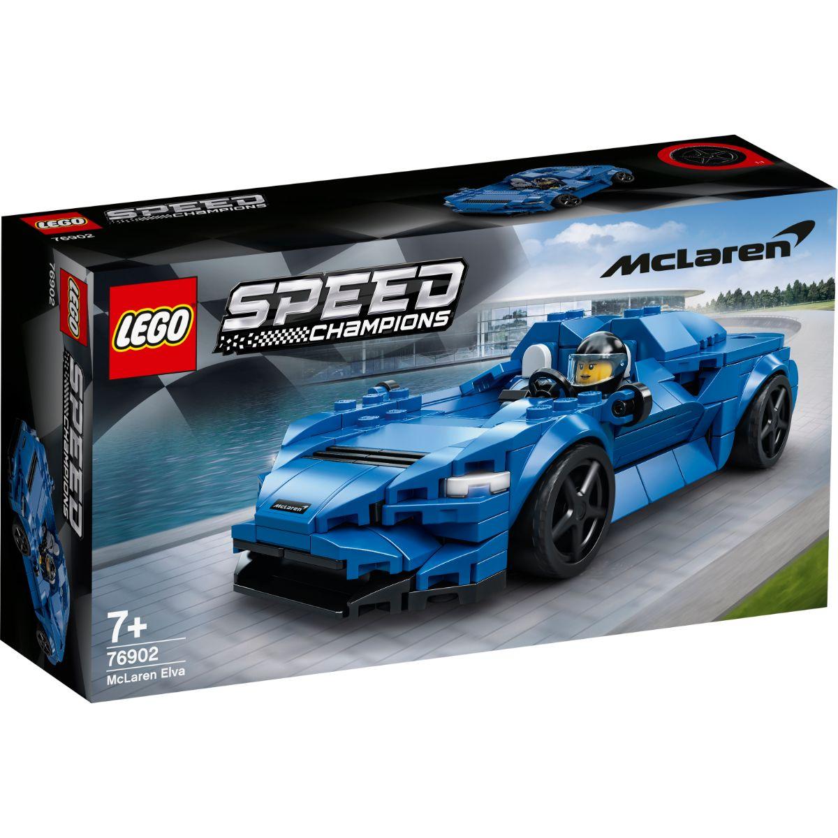 LEGO® Speed Champions - Mclaren Elva (76902)