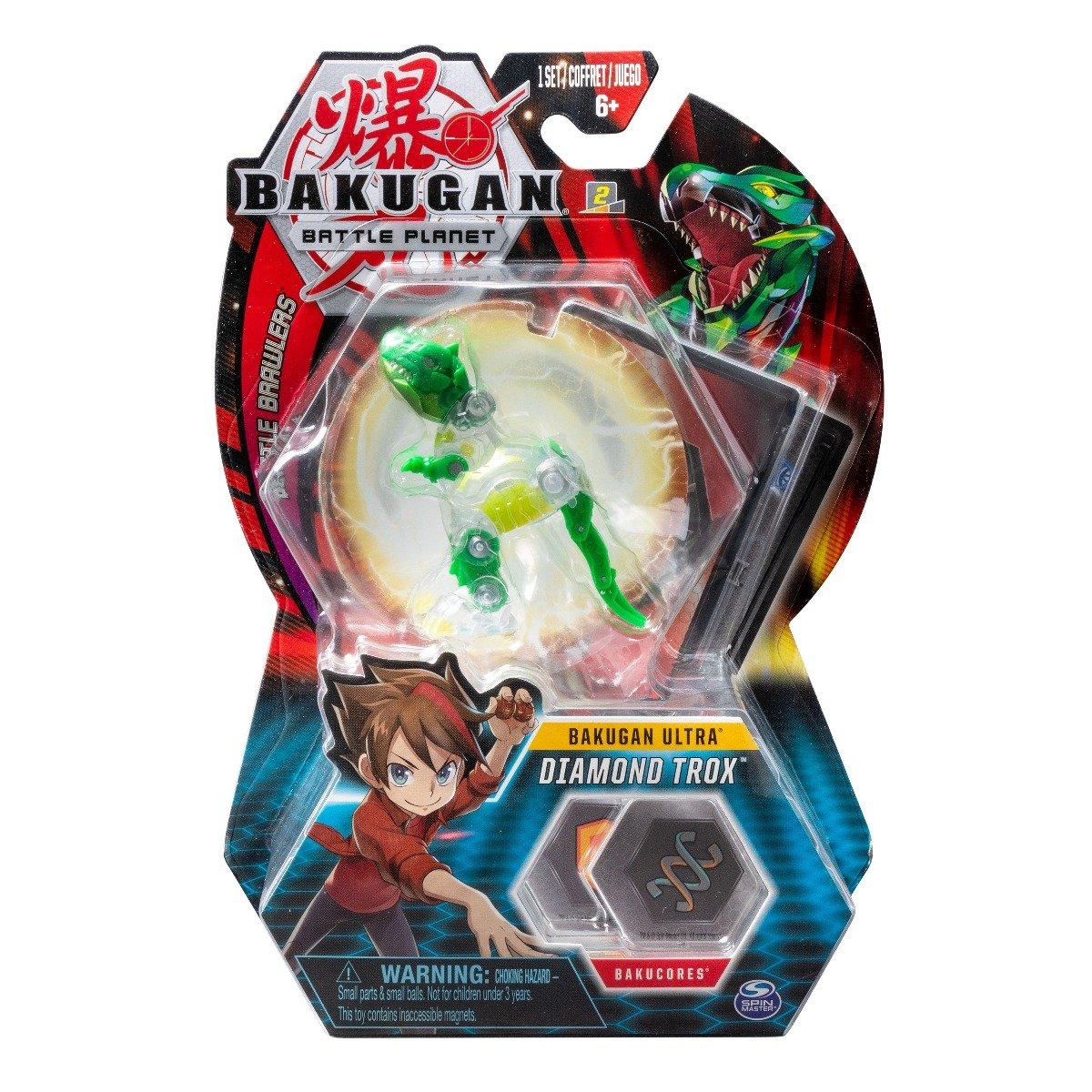 Figurina Bakugan Ultra Battle Planet, Chaser T Rex, 20108590