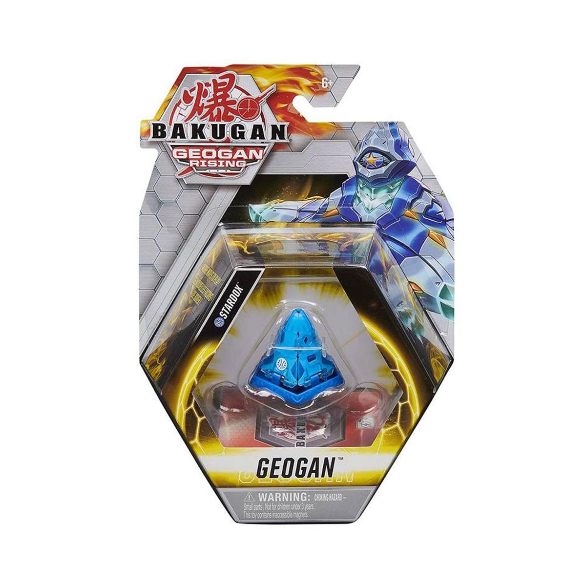 Figurina Stardox, Bakugan, Geogan Rising, 20128999