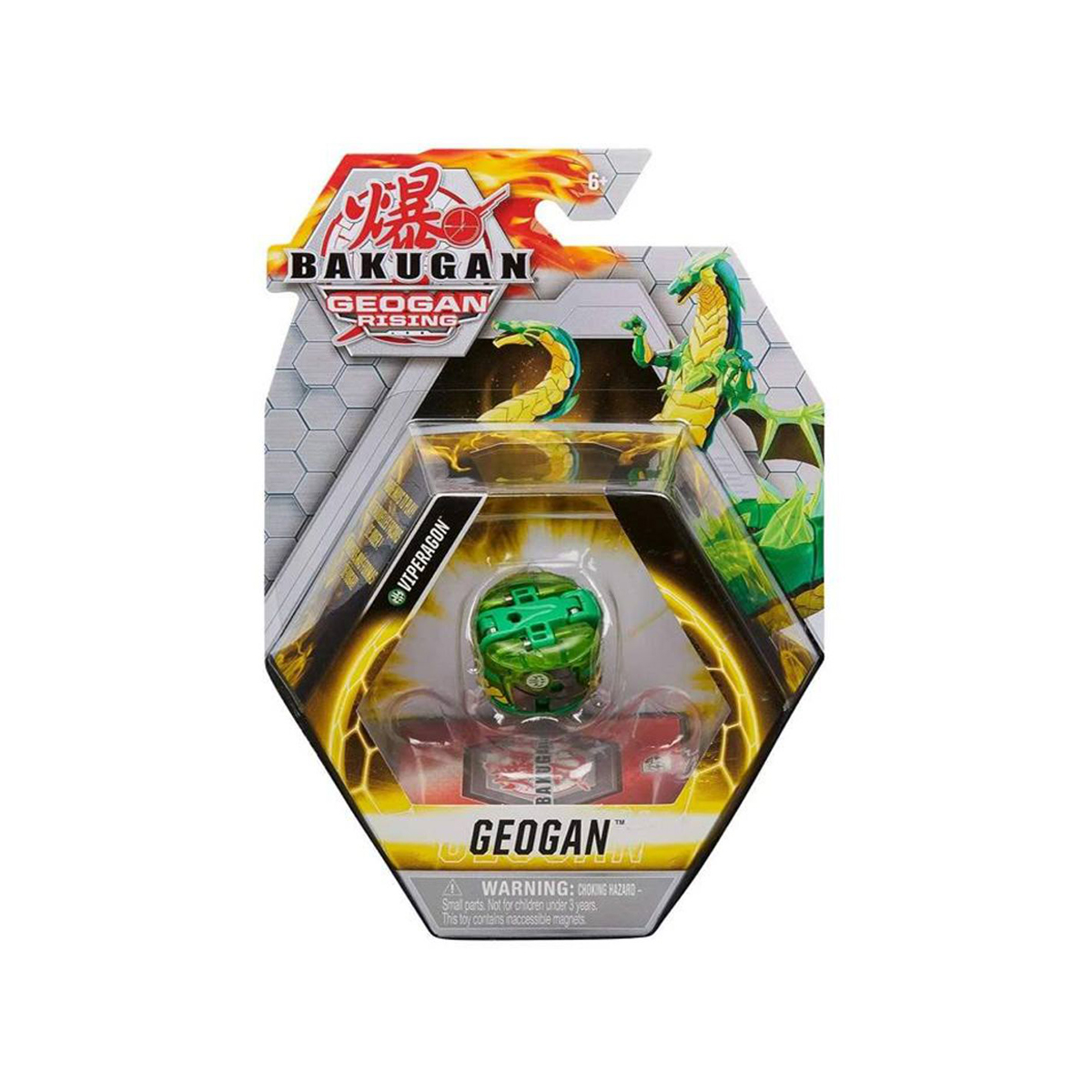 Figurina Viperagon, Bakugan, Geogan Rising, 20129003