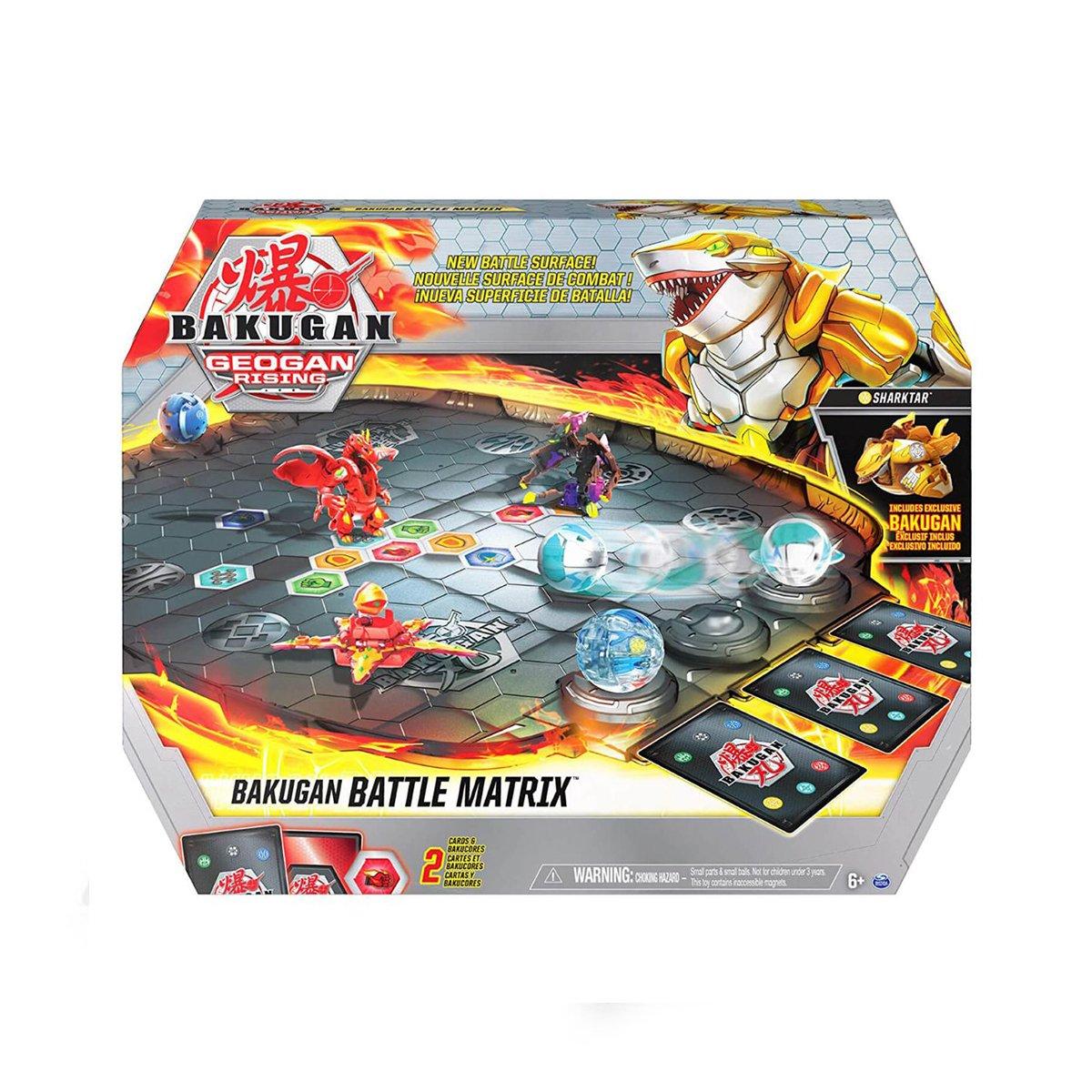 Set de joaca, Bakugan, Battle Matrix S3