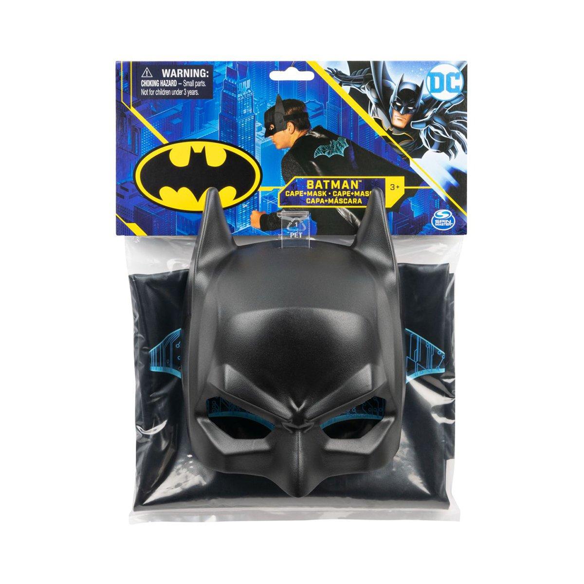 Set masca si pelerina, Batman